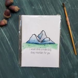 Other - Mountain Card
